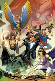 on mars would you look at that? Justice League Of America Members Comic Vine
