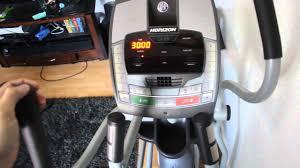 horizon fitness ex 59 elliptical trainer review