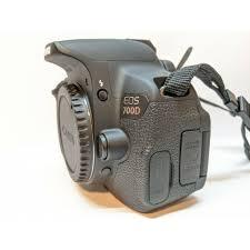 Máy ảnh Canon 700D + lens 18-55mm IS - hàng chính hãng - Tặng thẻ nhớ 16gb  - Tặng túi xách Canon