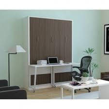 Image Desk Combo 239998 Aliance Murphy Bed With Desk Anthracite Visual Hunt Murphy Bed With Desk Visual Hunt
