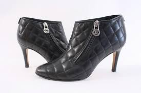 chanel quilted boots. chanel quilted boots