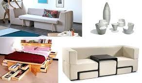 furniture that transforms. Space Saving Furniture Ideas That Transforms