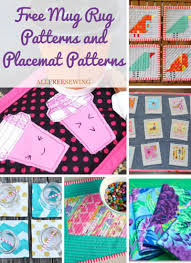 Quilted Placemats Free Patterns
