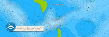 Digital Yacht Sonar Server Plus Navionics App Allows Real