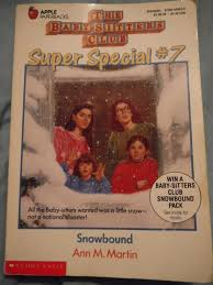 Baby Sitters Wanted Gen Y Er On The Loose Book Review Baby Sitters Club Super