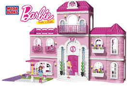 mega bloks barbie build n style luxury mansion review and giveaway