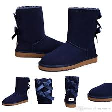 free red grey wgg women s classic tall boot chestnut coffee navy blue black knee boots snow winter leather boot on