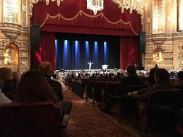 Fox Theatre Detroit Section F2