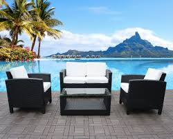 modern patio furniture. Miami Breeze V3 Modern Patio Furniture S