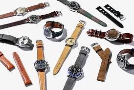 the 12 best leather watch straps you can