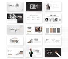 Amazing Powerpoint Designs Creative Powerpoint Templates Parfu Kaptanband Co 3 Slide