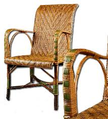 collecting antique furniture style guide. Antique Rattan Chair Collecting Furniture Style Guide L