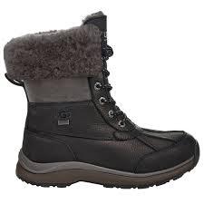 Ugg Adirondack Iii Womens Boots Black Country Attire Uk