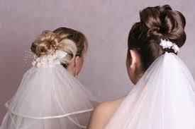 Svatební účes Svatbacz