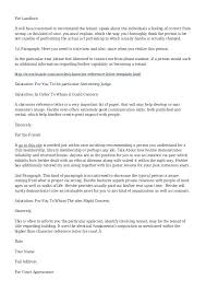 Template For Character Reference Letter Sociallawbook Co