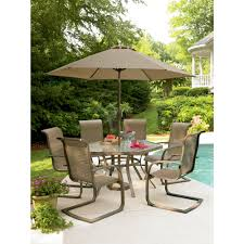 Garden Oasis AS I 138 2NSET7 Grandview 7 Pc Dining Set