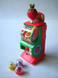 Miniature Vending Machine Magnificent Gachapon Gachapon Toys Replicate Many Curious Things Like Little
