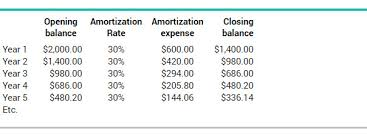 What Are Amortization Expenses Bdc Ca