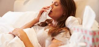 what causes nasal congestion at night