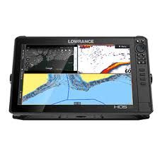 Lowrance Chart Card Lowrance Hds 16 Live No Transducer With C Map Pro Chart