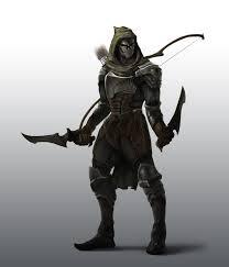 Ranger D D Undead Slayer Ranger Archetype For 5e Wrathofzombies Blog