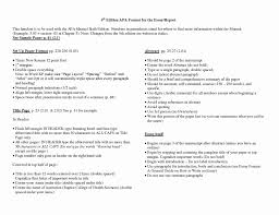 017 Apa Outline Template For Research Paper Style 6th Edition