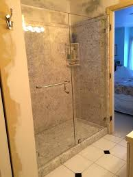 stunning towel bars for glass shower doors door and panel with towel bar handle combo shower