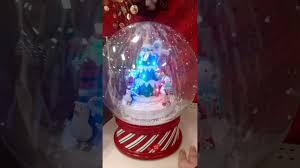 Target Christmas Globe Lights Target Christmas 2017 Large Christmas Tree Snowglobe Youtube