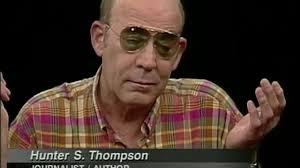 How To Write Like Hunter S Thompson How To Write Like