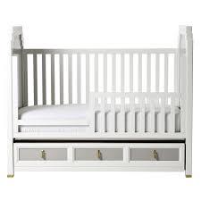 dwellstudio vanderbilt crib in french gray free shipping