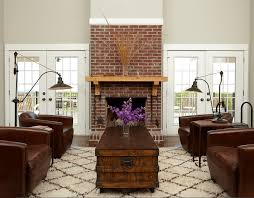 Living Room Design With Fireplace Mantel Decorating Ideas Freshome