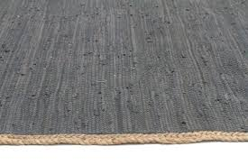 blue jute rug charcoal cotton natural jute rug arria hand woven natural blue jute area rug