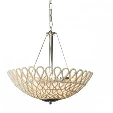 oly pipa bowl chandelier 52cm intended for pipa bowl chandelier gallery 7 of 20