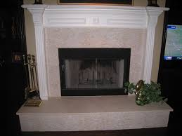 appealing fireplace design ideas with tile 27 hearth tiles awesome