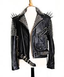 make a studded leather jacket jpg