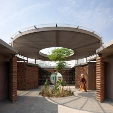 This created a colonnaded walkway around the perimeter of the courtyard, which influenced monastic structures centuries later. Courtyards In Architecture Dezeen