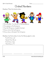 Sequence Worksheets | Have Fun Teaching