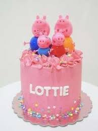 Peppa Pig Cake Topper Food Drinks Carousell Singapore
