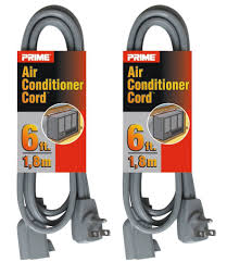 extension cord for ac unit. Brilliant For Prime EC680509L Air Conditioner And Major Appliance Extension Cord Gray  9Feet  Amazoncom For Cord Ac Unit 4