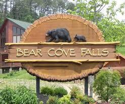 Bear cove falls
