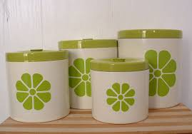 Green Canister Sets Kitchen Tag For Lime Light Green Kitchen Ware Nanilumi
