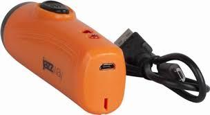<b>Фонарь</b> JazzWay AccuF7-Accu1-L1W аккумуляторный оранжевый