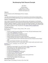 bookkeeping resume objective examples resume samples bookkeeping resume objective examples the perfect bookkeeper resume bookkeeping resume accounting and bookkeeping resume examples