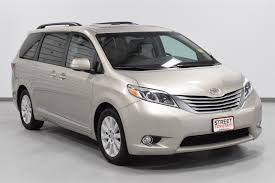 Pre-Owned 2015 Toyota Sienna For Sale in Amarillo, TX | #17208A