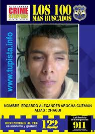 """PNC El Salvador on Twitter: """"Los #100MásBuscadosSV   Edgardo ..."""