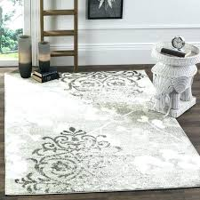 10 x 15 area rugs top x area rugs silver ivory rug 8 x ping the