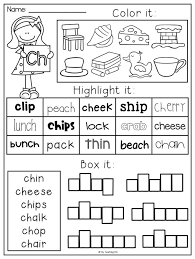 Part and extend your lips outward as if getting ready to kiss a teddy bear. Ch Sh Th Worksheets Kindergarten Worksheet 5th Grade Subtraction Activity Sheets For Elementary Students Pre K Homework Sheets Basic Arithmetic Practice Dot Grid Printable Worksheets And Printables