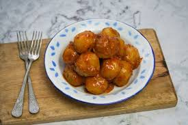 Resep sambal goreng krecek merupakan salah satu resep masakan tradisional yang khas dari yogyakarta. Resep Cilok Kenyal Bumbu Kacang Camilan Sederhana Dan Murah