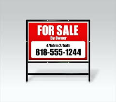 Yard Sale Signs Ideas Yard Signs For Sale For Sale By Owner Signs Yard Sale Signs Ideas