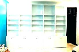 bookcases with sliding glass doors ikea bookcase white book
